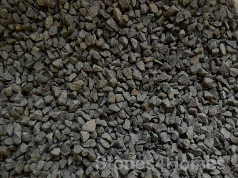 Stones4Homes Black Basalt 10mm - Dry