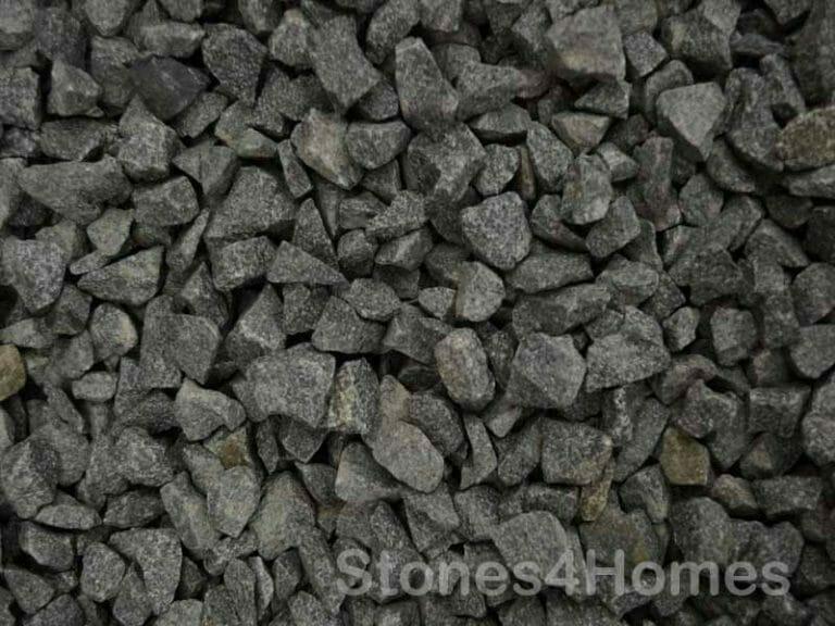 Stones4Homes Black Basalt 20mm - Dry