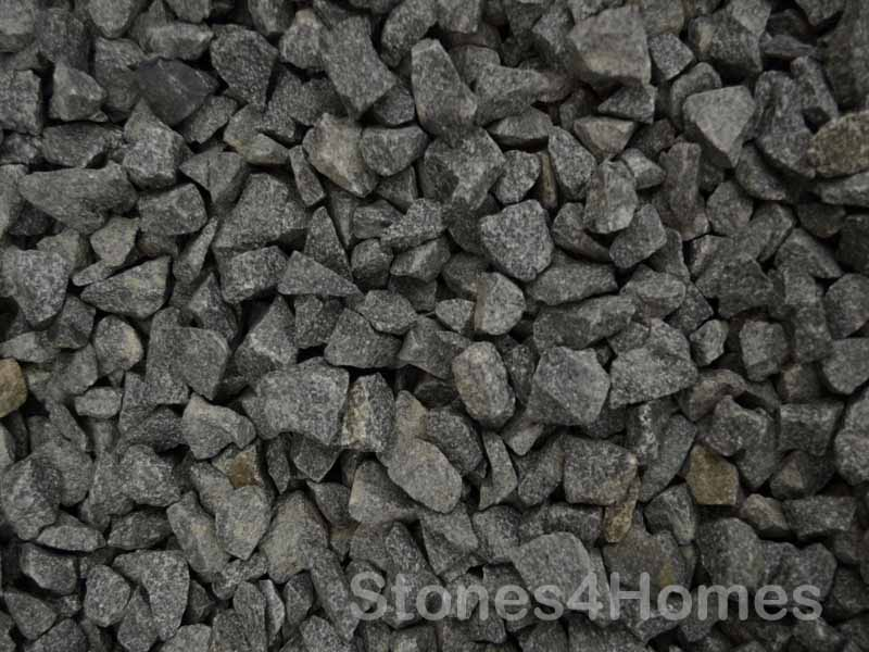 Stones4Homes Black Basalt 20mm - Dry