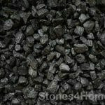 Stones4Homes Black Basalt 20mm - Wet
