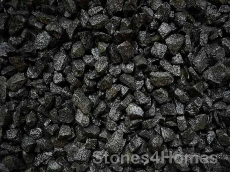 Stones4Homes Black Basalt 20mm - Wet
