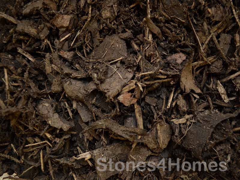 Stones4Homes Economy Bark Mulch