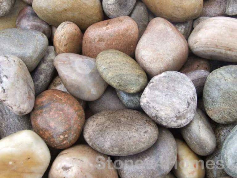 Stones4Homes 50-80mm Scottish Cobbles - Wet