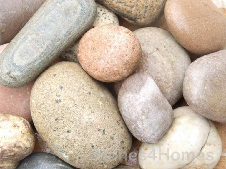 Stones4Homes Scottish Cobbles 80-100mm - Wet