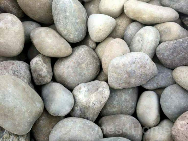 Stones4Homes Scottish Cobbles 30-50mm - Dry