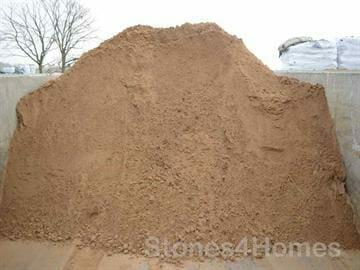 Stones4Homes Grey Building Sand