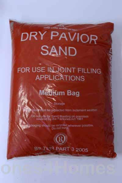 Stones4Homes Kiln Dried Pavior Sand