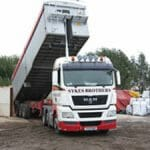 30 Tonne Articulated Tipper