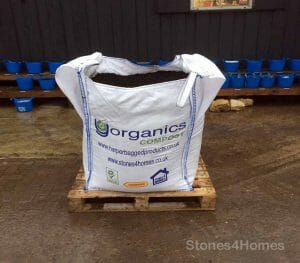 Yorganics Garden Compost stocked by Stones4Homes