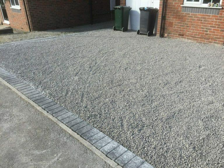 Stones4Homes 10mm Dove Grey Limestone on PG40 Grid