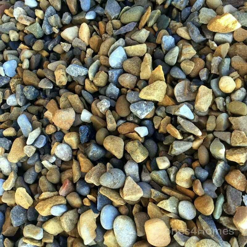 Pea gravel 10mm cheap gravel decorative gravel for Landscaping rock estimator