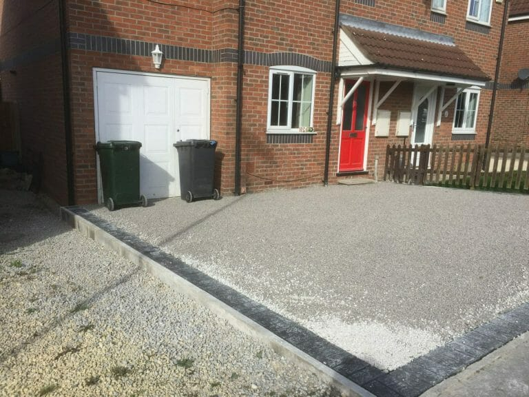 Stones4Homes PG40 installation with 10mm Dove Grey Limestone