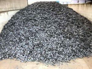 Stones4Homes 40mm Grey Slate - Wet