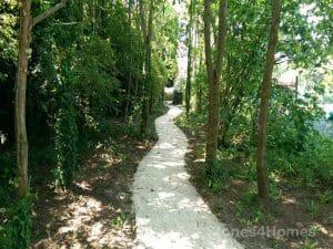 Stones4Homes Self Binding Gravel Pathway
