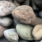 Stones4Homes Scottish Cobbles 120mm-200mm - Wet