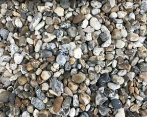 Stones4Homes 20mm Oyster Pearl Pebbles