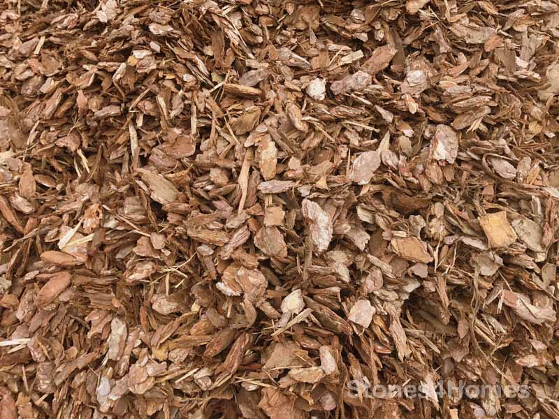 Stones4Homes Luxury Ornamental Bark Mulch