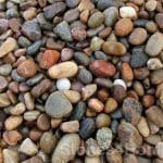 Stones4Homes Scottish Pebbles 14-20mm - wet