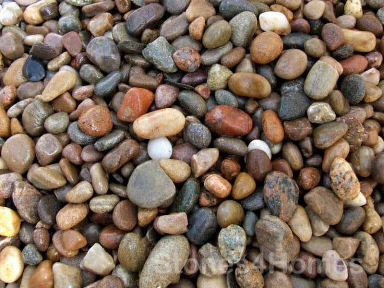 Stones4Homes Scottish Pebbles 14-20mm - wet