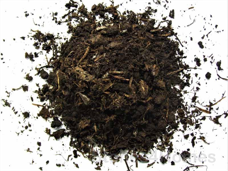 Mushroom compost soil conditioner farm blended organic for Mushroom soil