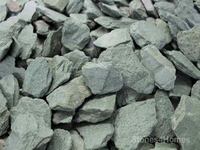Stones4Homes - Green Slate 40mm (wet)