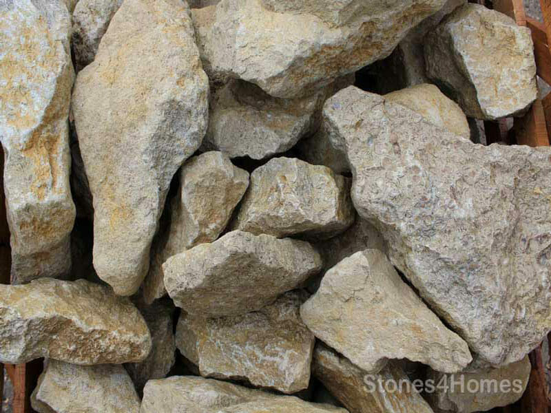 Stones4Homes - Cotswold Rockery