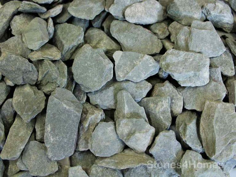 Stones4Homes - 40mm Green Slate (dry)