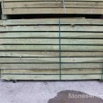 Stones4Homes - new softwood sleepers