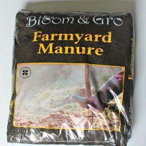 Bloom & Gro Farmyard Manure