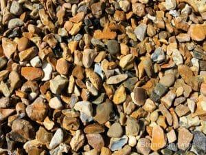 Stones4Homes Golden Gravel 20mm - wet